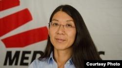 Bác Sĩ Joanne Liu, Chủ Tịch Hội Y sĩ Không Biên giới.