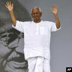 Indian Political Parties Unite to Urge End to Activist's Fast