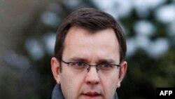 Ông Andy Coulson, người đứng đầu truyền thông của chính phủ Anh