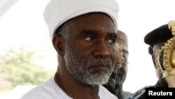 Gwmnan jihar Adamawa Murtala Nyako.