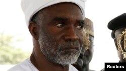 Gwmnan jihar Adamawa Murtala Nyako