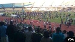 Iqembu leZimbabwe Warriors