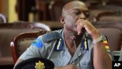 Zimbabwe Police Head Commissioner General Augustine Chihuri.