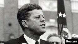 35 predsednik SAD Džon Ficdžerald Kenedi