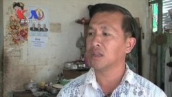 Husbands of Jailed Boeung Kak Women Vow To Continue Protests