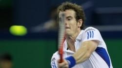 صعود موری و ژوکوویچ به دور سوم تنیس شانگهای