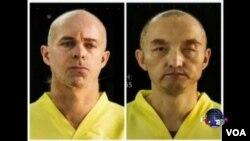 Ole-Johan Grimsgaard-Ofstad, warga Norwegia (kiri) dan Fan Jinghui, warga China, telah dibunuh oleh ISIS, menurut laporan pada majalah online Dabiq (Foto: dok).