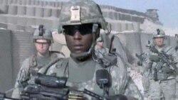 کاهش تعداد سربازان بین المللی در افغانستان