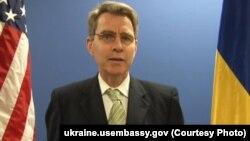 Джеффрі Пайєтт, посол США в Україні
