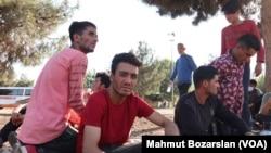 ترکی پہنچنے والے افغان مہاجرین