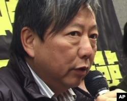 支聯會副主席李卓人