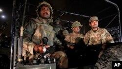 کارروائی میں پاکسانی فوج نے بھی حصہ لیا