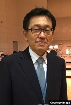 大阪教育大學教養學科教授安部文司(照片提供: 安部文司 )