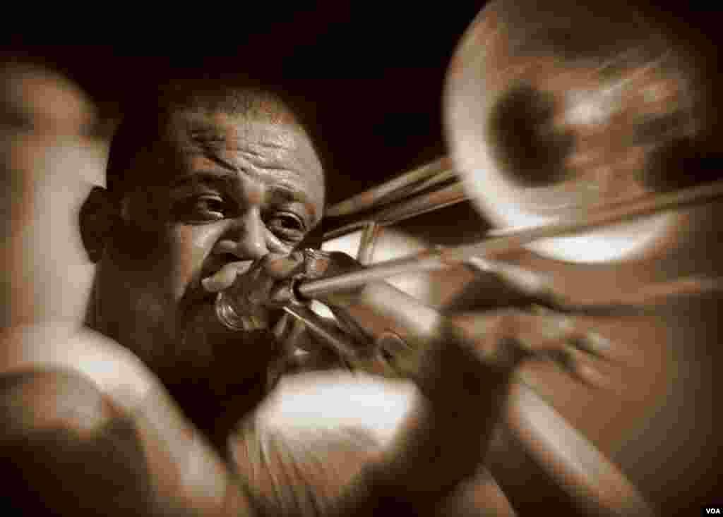 Соло тромбона