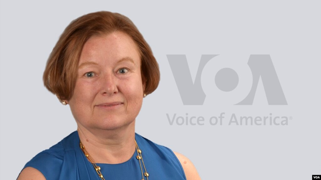 VOA Genel Müdürü Amanda Bennett, ile ilgili görsel sonucu