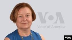 Bà Amanda Bennett - Giám đốc Đài Tiếng Nói Hoa Kỳ