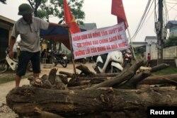 Mâu thuẫn về đất đai giữa người dân và nhà nước đã dẫn đến nhiều cuộc biểu tình ở Việt Nam