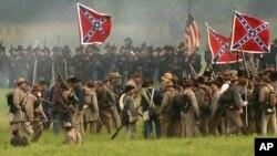 La bandera de los confederados y la controversia en Carolina del Sur.