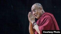 第十四世达赖喇嘛官方网站截图