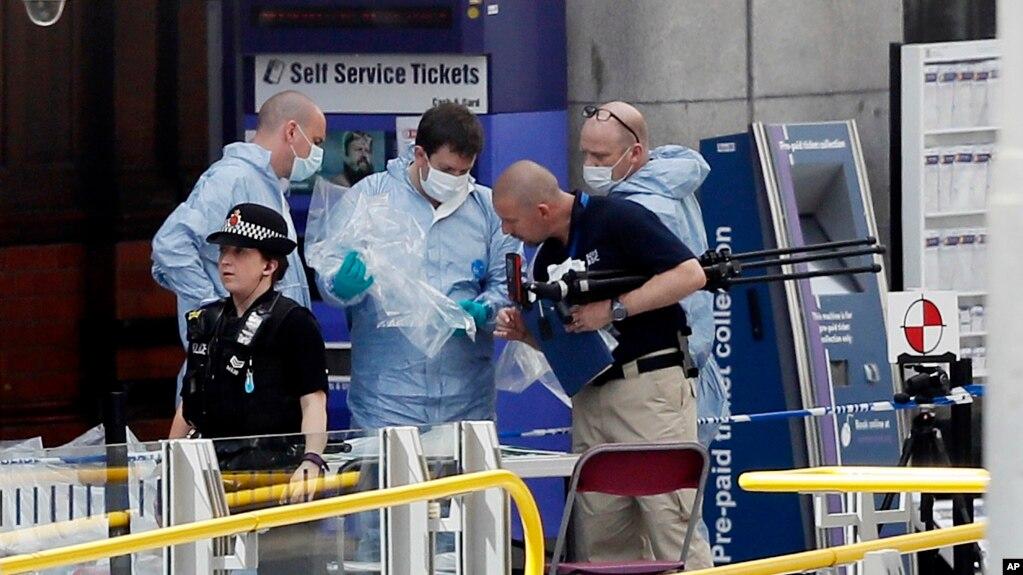 Bomba në Mançester e ndërtuar për të shkaktuar viktima të shumta