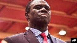 Shugaba Michel Kafando wanda yanzu ya koma kan mulkin kasar Burkina Faso