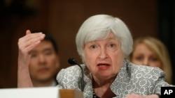 ABŞ Federal Ehtiyat sədri Canet Yellen