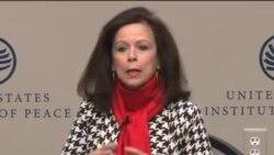 رابین رایت عضو موسسه صلح آمریکا