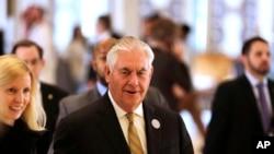 美国务卿:美方为曼彻斯特爆炸案泄密负全责