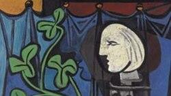 پرتره معشوقه عریان پیکاسو، رکورد فروش یک تابلوی نقاشی درحراجی کریستی نیویورک را شکست