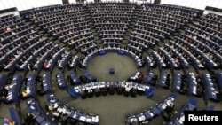 Avrupa Parlamentosu üyeleri Strasbourg'da yapılan oylamada Suriye'ye güçlü tepki verilmesini talep eden bir kararı kabul ettiler.
