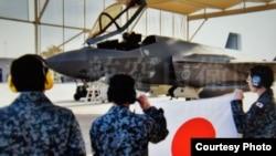 日本航空自卫队引进的F-35战机正准备从今年度起部署到全国基地(航空自卫队提供)