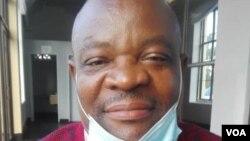 Dyson Masvingise ZNFPC Manicaland