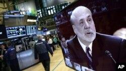El presidente de la Reserva Federal es escuchado en Wall Street. Sus anuncios generalmente repercuten en la bolsa de Nueva York.