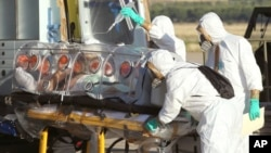 A Spanish priest infected with Ebola was evacuated last week from Monrovia to a hospital in Madrid, where he died on Tuesday, August 12.