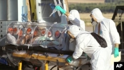 A Spanish priest infected with Ebola was evacuated last week from Monrovia to a hospital in Madrid, where he died on August 12.