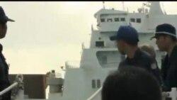 2012-08-16 美國之音視頻新聞: 日本考慮如何處置中國登島人士
