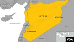 Deir Ezzor, Syria