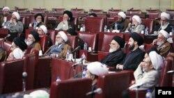 یکی از جلسات مجلس خبرگان - آرشیو