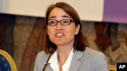 Sarah Sewall, U.S. Under Secretary of State for Civilian Security, Democracy and Human Rights