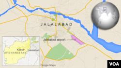 ສະໜາມບິນ Jalalabad