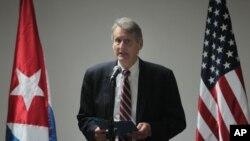 El subsecretario adjunto para Suramérica y Cuba, Alex Lee encabezará la delegación estadounidense en la nueva ronda de conversaciones sobre inmigración con Cuba.