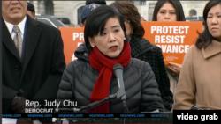 Judy Chu, anggota DPR dari fraksi Demokrat asal California