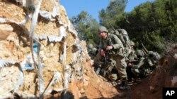 Российские наемники в Сирии