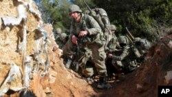 Mercenários russos em acção na Síria