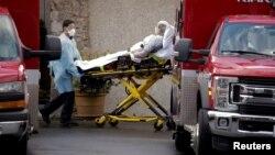 ریاست کیلی فورنیا میں کرونا وائرس سے ہونے والی ہلاکت واشنگٹن کے باہر پہلی ہلاکت ہے۔