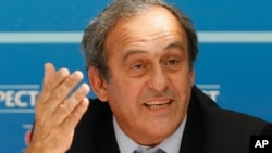 European soccer chief Michel Platini's legal team believes a 23-page memo published by a French newspaper on Dec. 6, 2015, could help clear him of wrongdoing and allow him back into the FIFA presidential race.