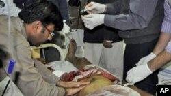 کشته شدن چهار تن در حملۀ طیاره های بدون پیلوت در پاکستان