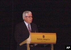 达德雷 金斯诺:澳大利亚工业矿产有限公司执行主任