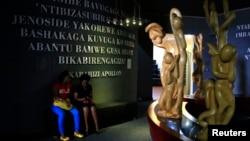 基加利的大屠杀纪念馆