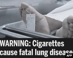 Nova upozorenja na cigaretama